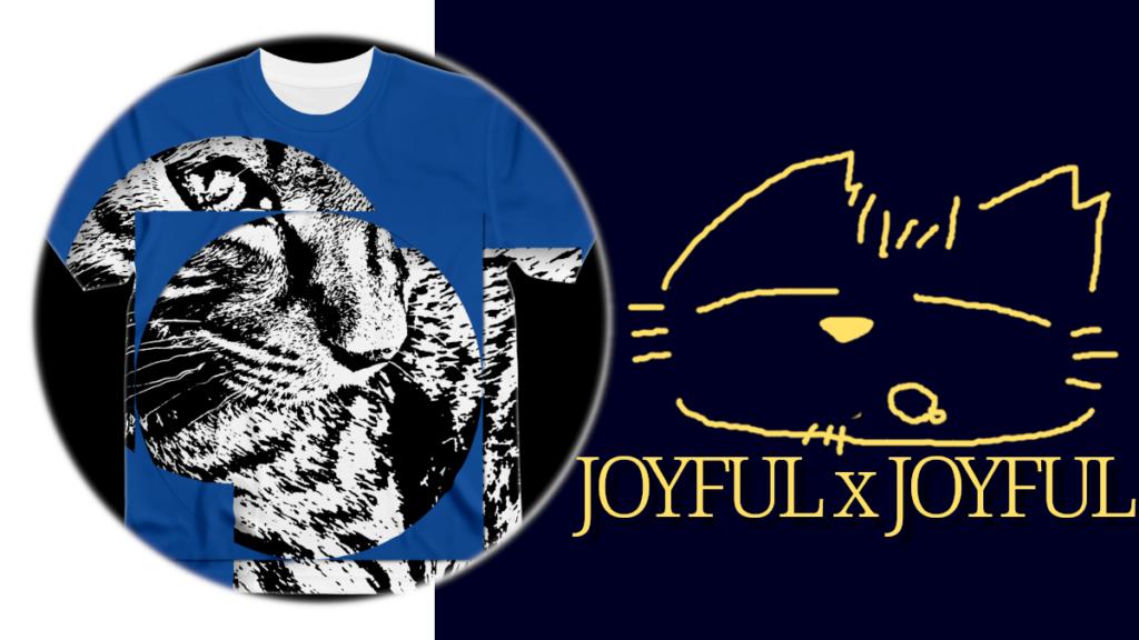 フルグラフィックTシャツ – JOYFUL x JOYFUL No.02a