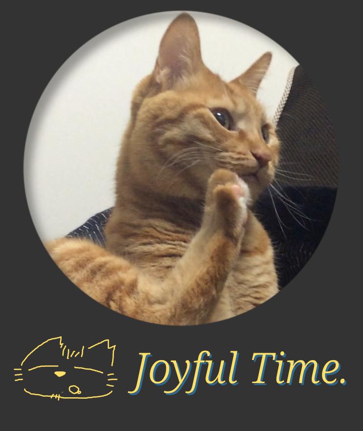 Joyful Time vLogo 00001